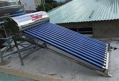 Máy nước nóng SOLAR-15 150 lít (trên mái bằng)